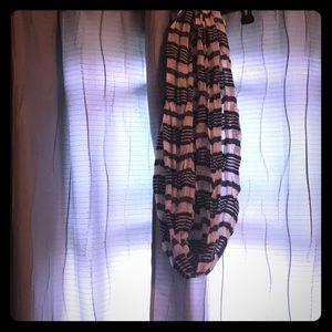 Cute infinity scarf.